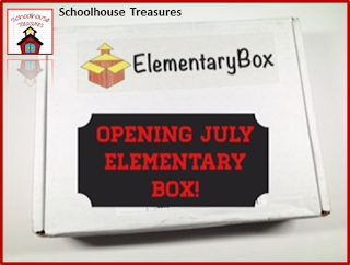 Review of July Elementary Box