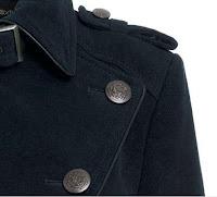 Fashion Break: Military Coat