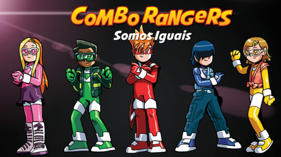 Combo Rangers – Somos Iguais