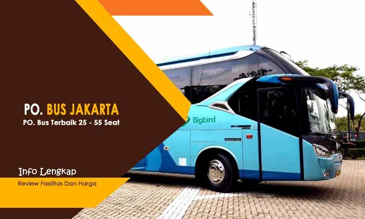 Daftar Agent Bus Pariwisata Bandung Dan Jakarta