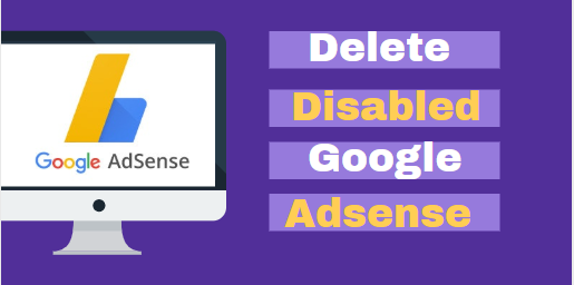How to Delete Google Adsense Account