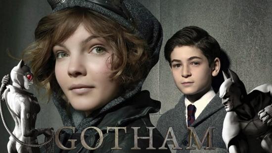Seriado Gotham online