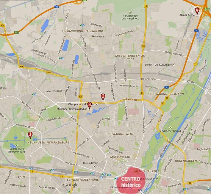 Plano Munich, día 2, que ver en las afueras de Munich
