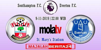 Prediksi Southampton vs Everton — 9 November 2019