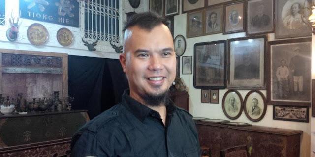Ahmad Dhani: Kalau Menang Pilkada DKI Gaji Ketua RT/RW Rp 10 Juta per Bulan