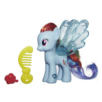 Cutie Mark Magic Rainbow Dash Water Cuties Brushable