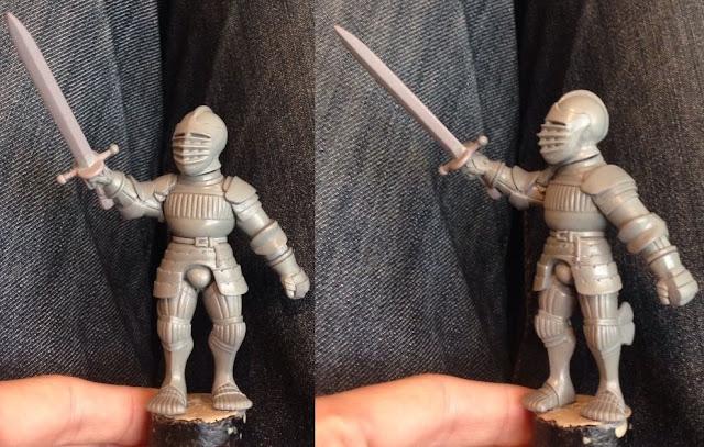 Warlord Games: Hard Plastic Landsknecht Miniatures