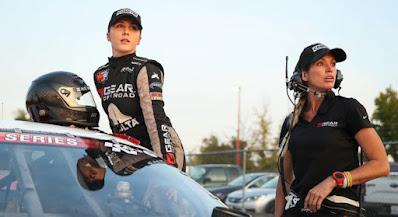 Bridget and Sarah Burgess (#ARCA Racing)
