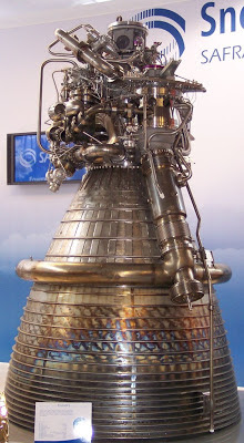 Ariane 5 engine