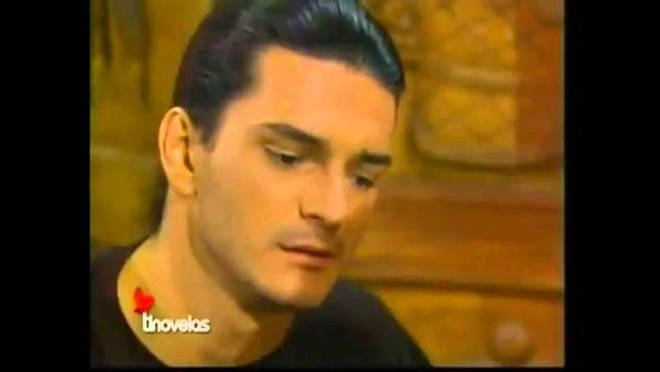 Ricardo Arjona actuando en la telenovela ALCANZAR UNA ESTRELLA - BLOGARJONA.today