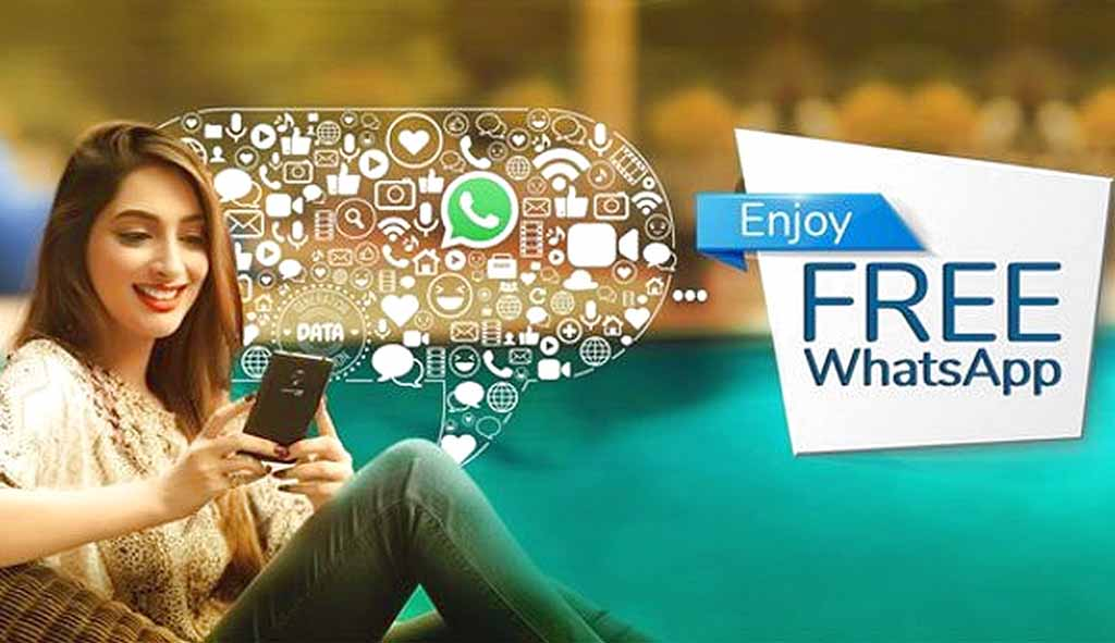 Telenor Whatsapp Package 2020