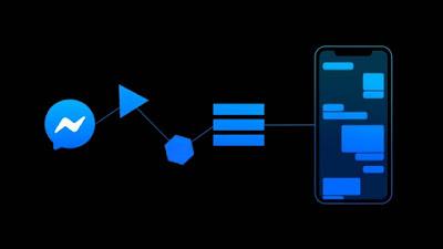Agora, o aplicativo iOS do Facebook Messenger promete ser menor e mais rápido