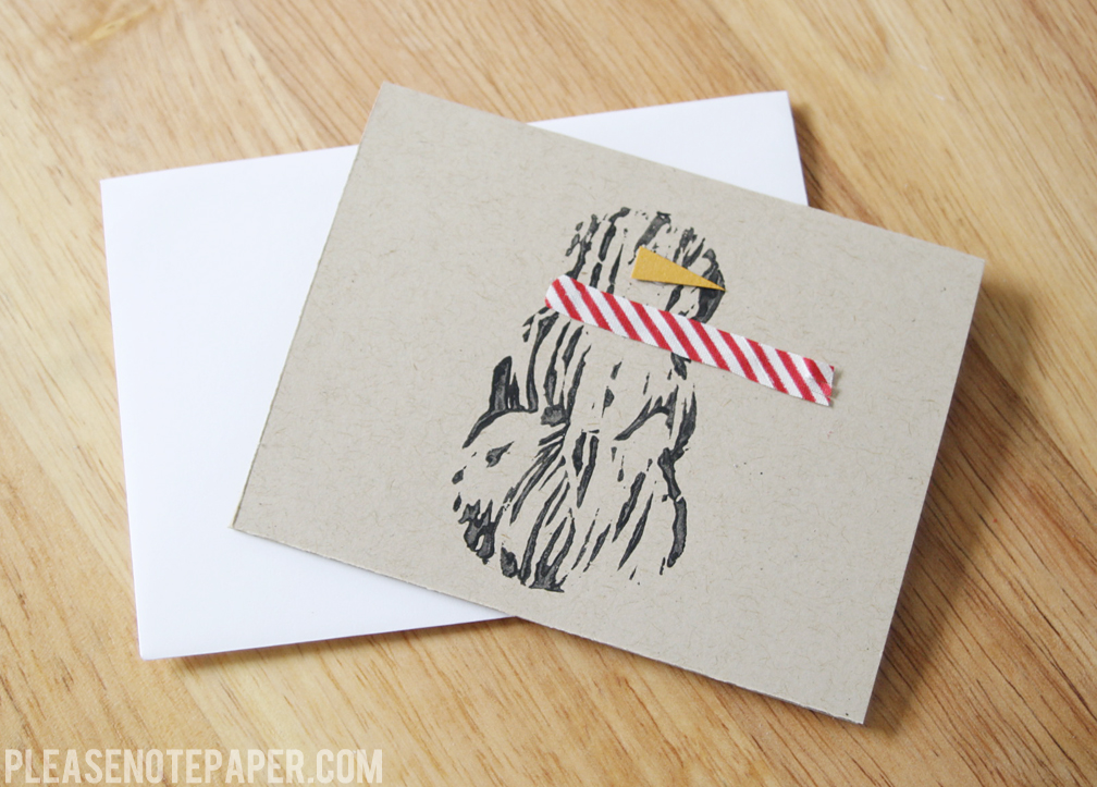 Snowman Christmas Cards Ideas.Please Note Diy Simple Snowman Christmas Card