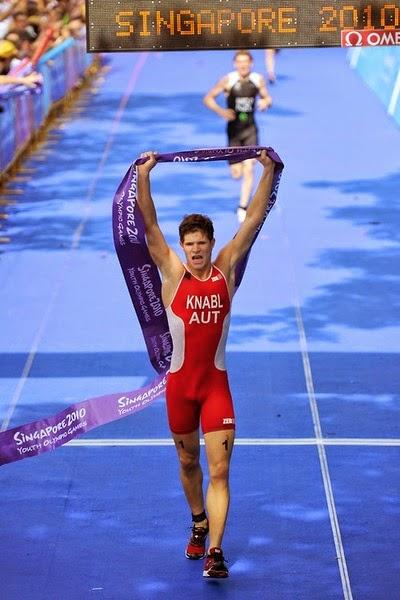 Male Athletes World: Triathlete: 2 Belgium triathletes and