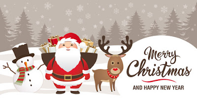 happy christmas wishes for friends