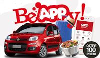 Logo BeAppy Centro Coop: scopri la raccolta punti, richiedi oltre 100 premi certi e vinci Panda Lounge