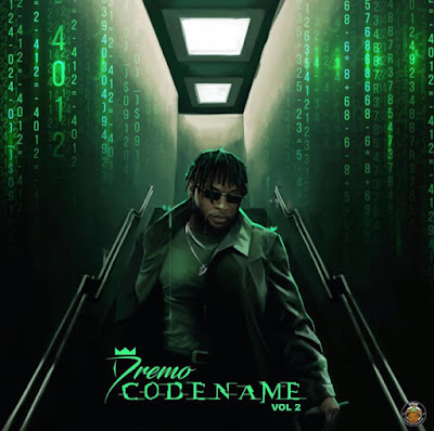 """Davido Music Worldwide and 30B Gang rapper Dremo comes through with his most talked about anticipated body of work project dubbed """"Codename Vol. 2."""