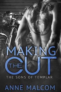 Making the cut   The sons of templar #1   Anne Malcom