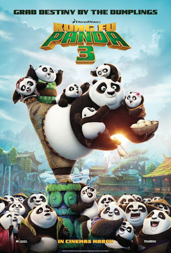 Kung Fu Panda 3 (BRRip 3D 1080p Dual Latino / Ingles) (2016)