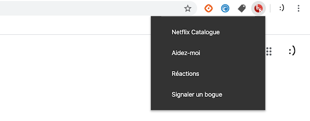 language netflix installation
