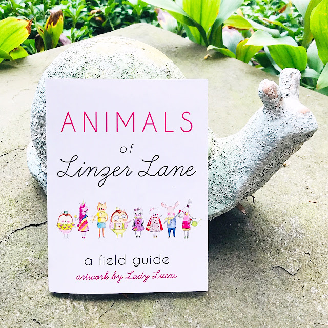 Animals of Linzer Lane Book
