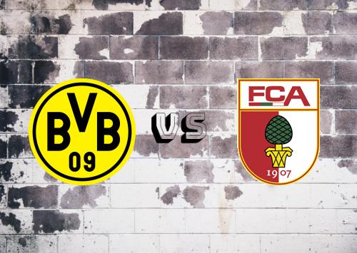 Borussia Dortmund vs Augsburg  Resumen y Partido Completo