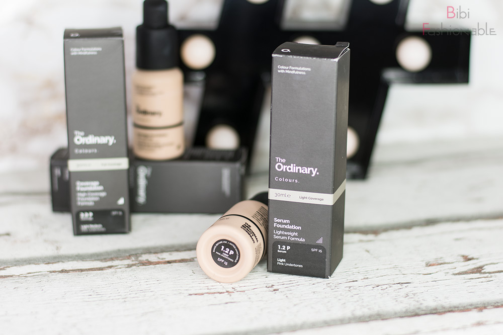 The Ordinary Serum Foundation Farbnummer