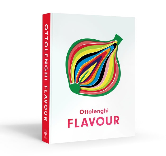 Cover of Flavour cookbook by Yotam Ottelenghi
