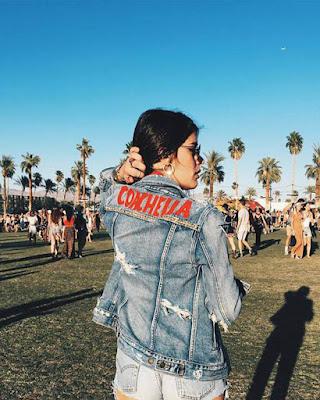 Foto tumblr de espalda coachella