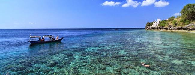tempat wisata di bali Pulau menjangan