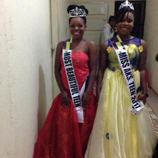 Update: Hours after her heartfelt apology, dethroned Akwa Ibom Teen Beauty Queen replaced by First runner-up