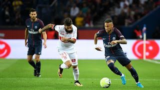 French league | Paris St. Germain, the fun of Toulouse , in the night of the magical show from neymar
