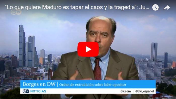 Julio Borges denunció que el SEBIN entró a su casa para sembrar pruebas falsas