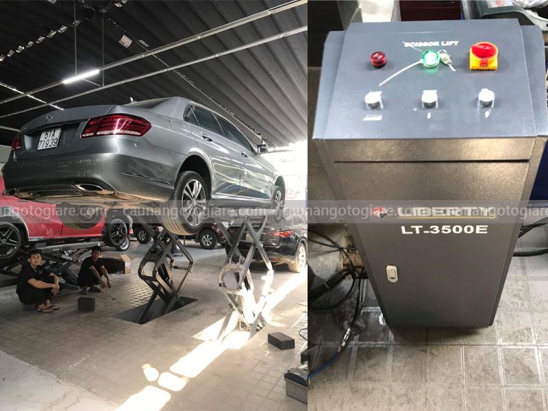 quy trình vận hành cầu nâng cắt kéo, vận hành cầu cắt kéo , quy trình vận hành cầu nâng kiểu xếp, quy trình vận hành cầu nâng chữ X