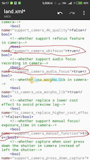 aktifkan mode manual kamera redmi 3s