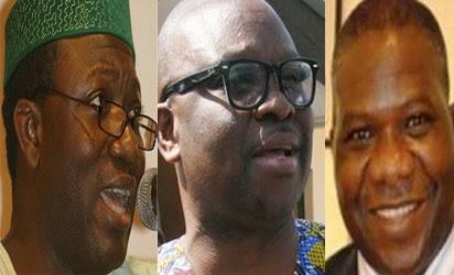 Bamidele, Fayose Accuse APC of Importing Thugs