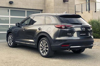 Review Mazda CX-9