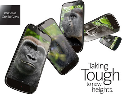 Corning announces Gorilla Glass 5