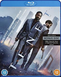 Tenet Bonus Disc – (BD25) – Subtitulado