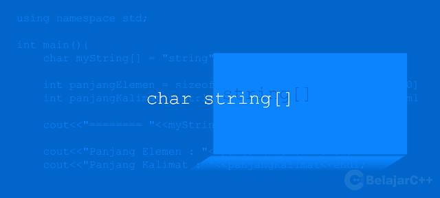 C-Style String