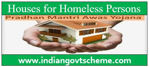 Houses for Homeless Persons