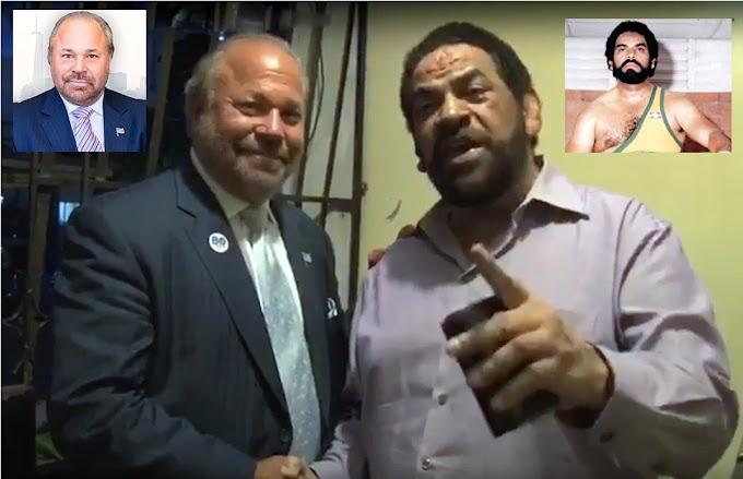 Jack Veneno reaparece haciéndole campaña al candidato a la alcaldía de NY Bo Dietl
