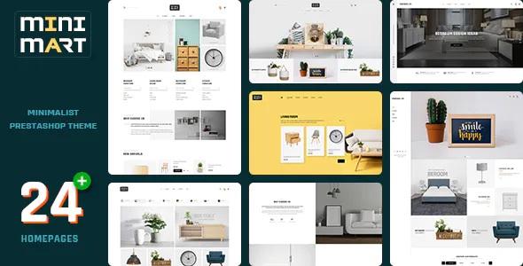 Best Minimal Furniture Store Prestashop Theme