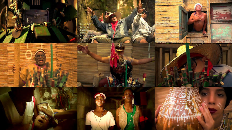 Francis Del Río - ¨La nganga¨  - Videoclip - Director: Francis Del Río. Portal Del Vídeo Clip Cubano