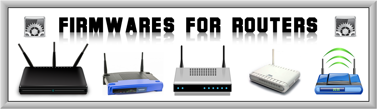 routers firmwares