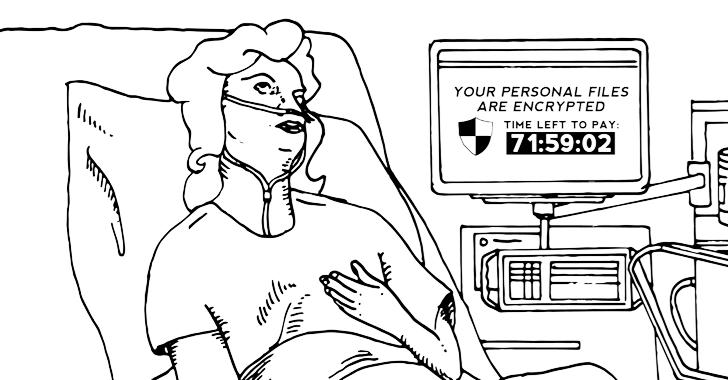 Hospital-Ransomware