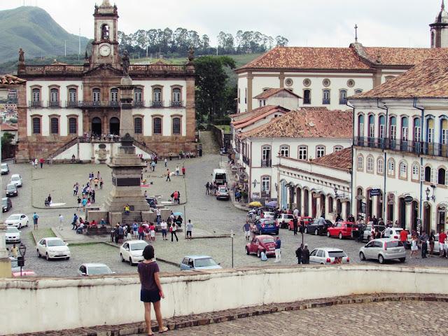 De Belo Horizonte a Ouro Preto e Mariana - MG