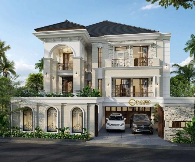 Mengapa Harus Memakai Jasa Arsitek Rumah Klasik?