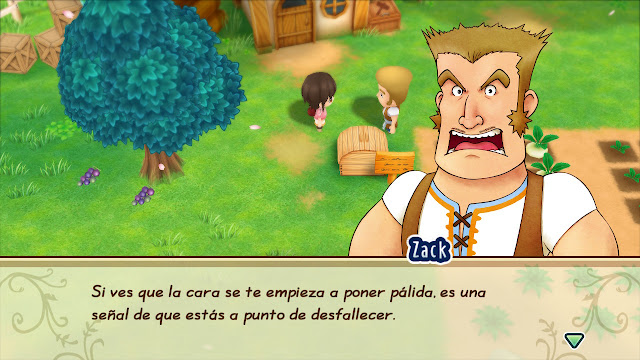 zack - Story of Seasons: Friends of Mineral Town