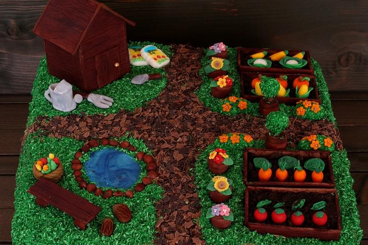 Gartentorte - Gardencake 3